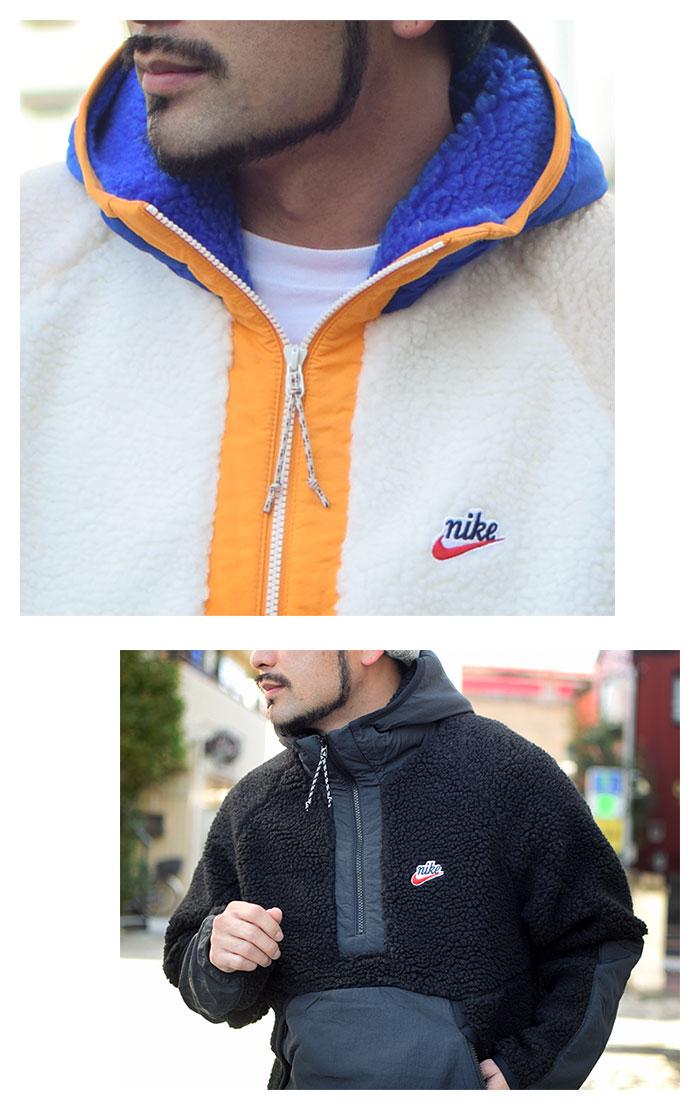 NIKEナイキのジャケット HE Winter Half Zip Hoodie04