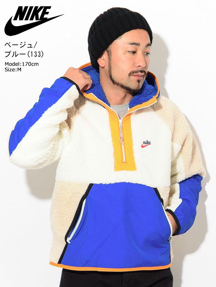 NIKEナイキのジャケット HE Winter Half Zip Hoodie08