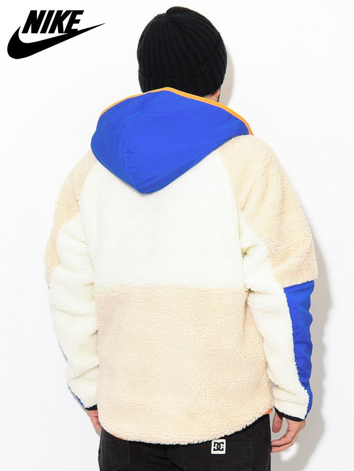 NIKEナイキのジャケット HE Winter Half Zip Hoodie09
