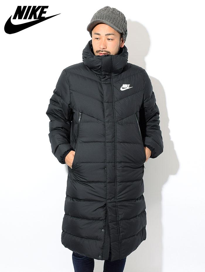 NIKEナイキのジャケット Fill Down Windrunner Coat02