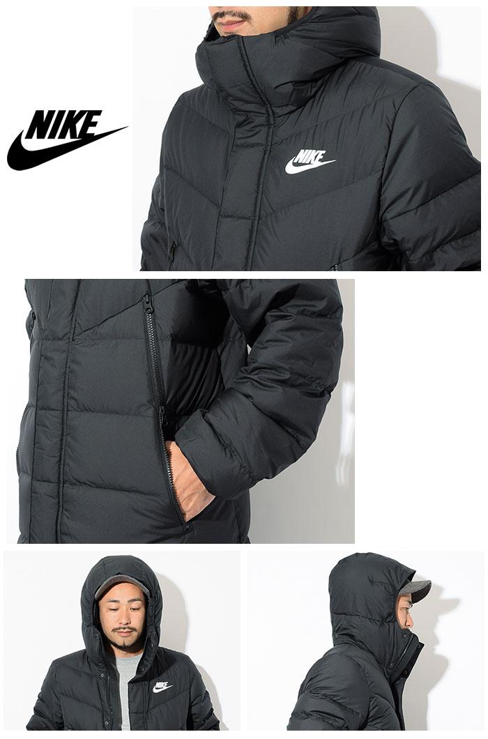 NIKEナイキのジャケット Fill Down Windrunner Coat04