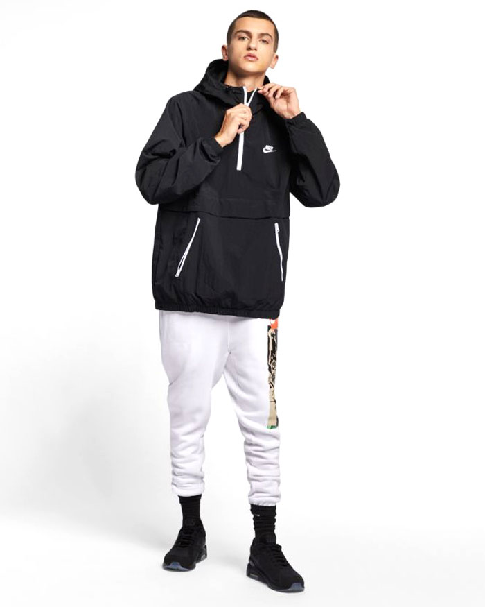 NIKEナイキのジャケット ANRK Woven HD13