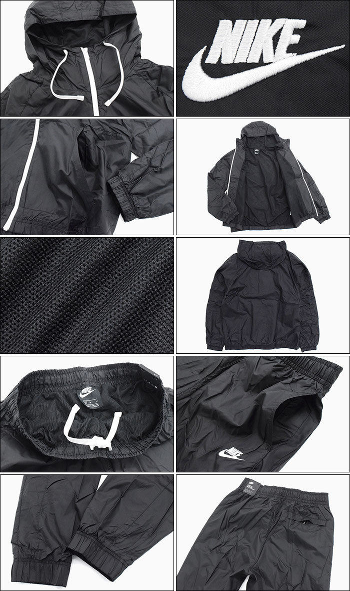 NIKEナイキのセットアップ CE Woven Hoodie Track Suit05