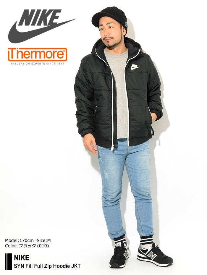 NIKEナイキのジャケット SYN Fill Full Zip Hoodie01