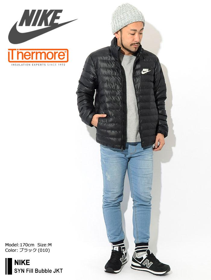 NIKEナイキのジャケット SYN Fill Bubble01