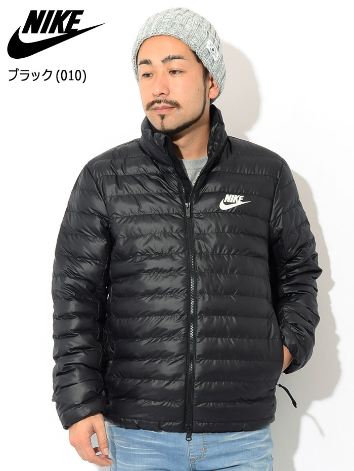 NIKEナイキのジャケット SYN Fill Bubble02