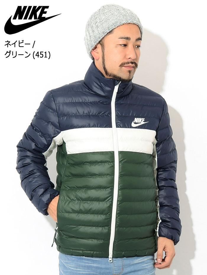 NIKEナイキのジャケット SYN Fill Bubble04