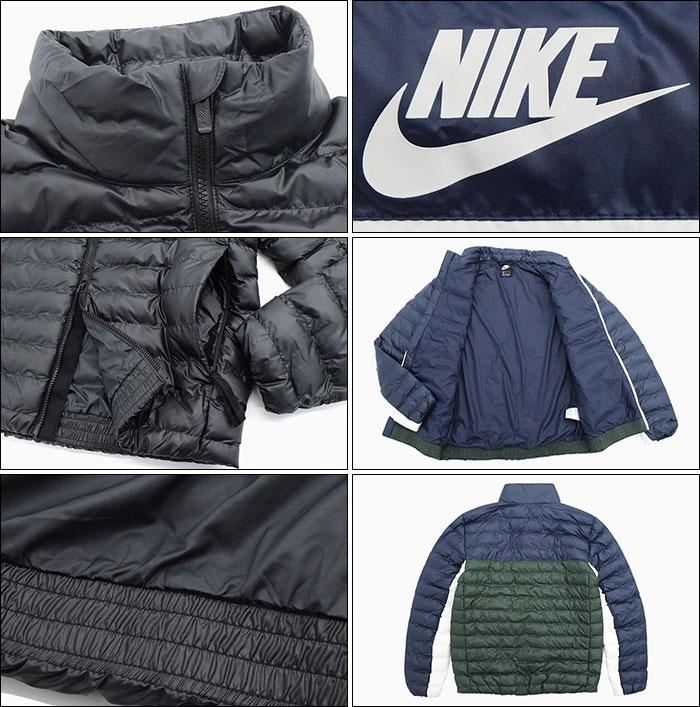 NIKEナイキのジャケット SYN Fill Bubble07