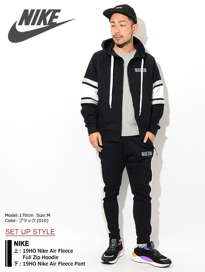 NIKEナイキのパンツ 19HO Nike Air Fleece Pant01