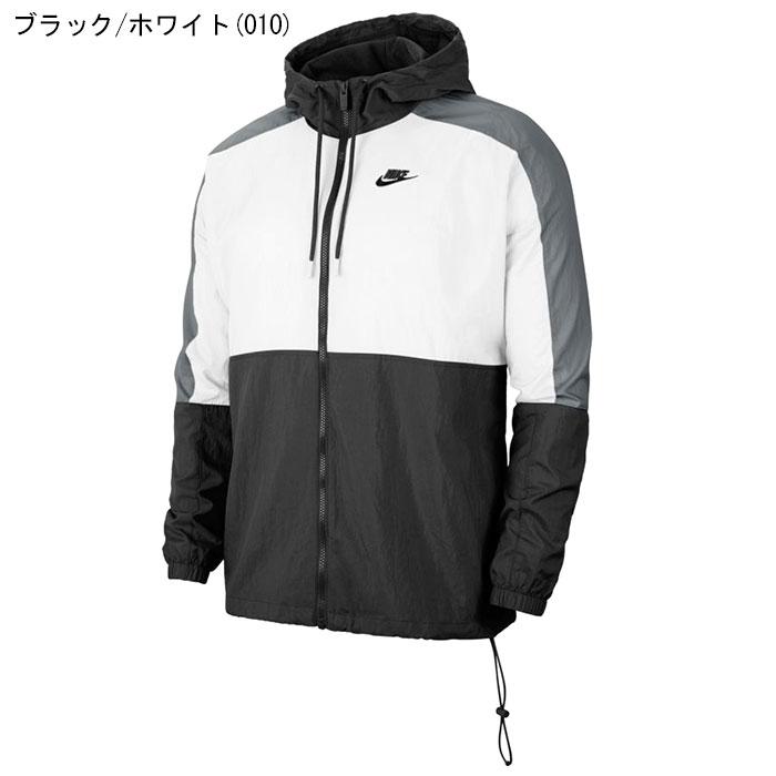 NIKEナイキのジャケット Woven CB Hoodie03