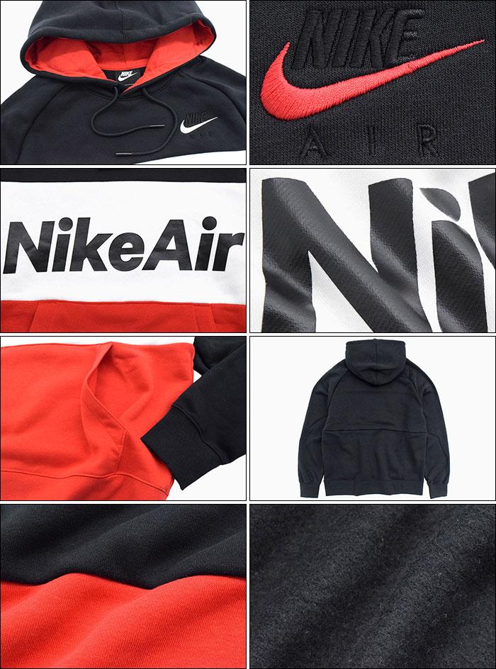 NIKEナイキのパーカー Nike Air Fleece Pullover Hoodie07