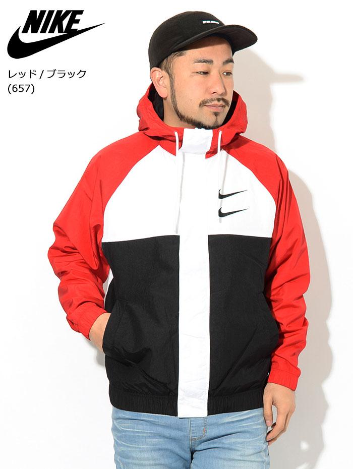 NIKEナイキのジャケット Swoosh Woven Hoodie11