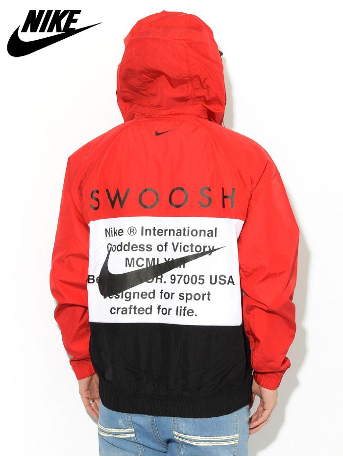 NIKEナイキのジャケット Swoosh Woven Hoodie12