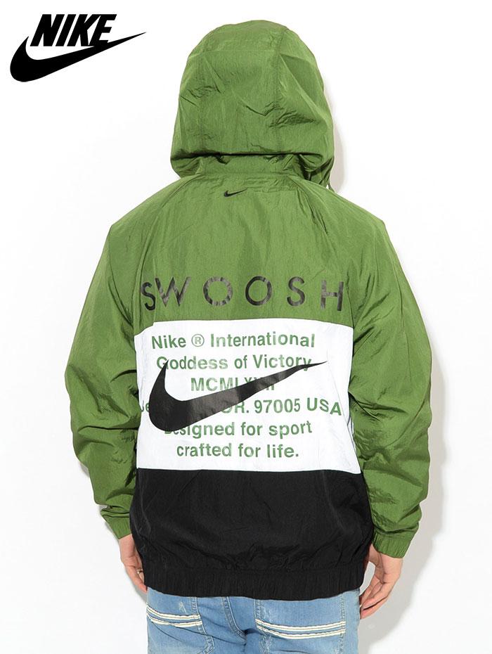 NIKEナイキのジャケット Swoosh Woven Hoodie14