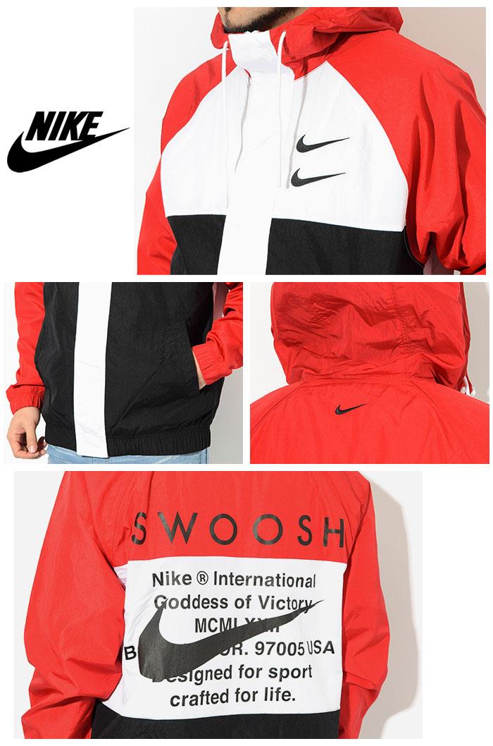 NIKEナイキのジャケット Swoosh Woven Hoodie15