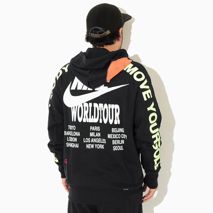 NIKEナイキのパーカー USA World Tour FT Pullover Hoodie17