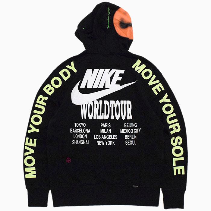 NIKEナイキのパーカー USA World Tour FT Pullover Hoodie03