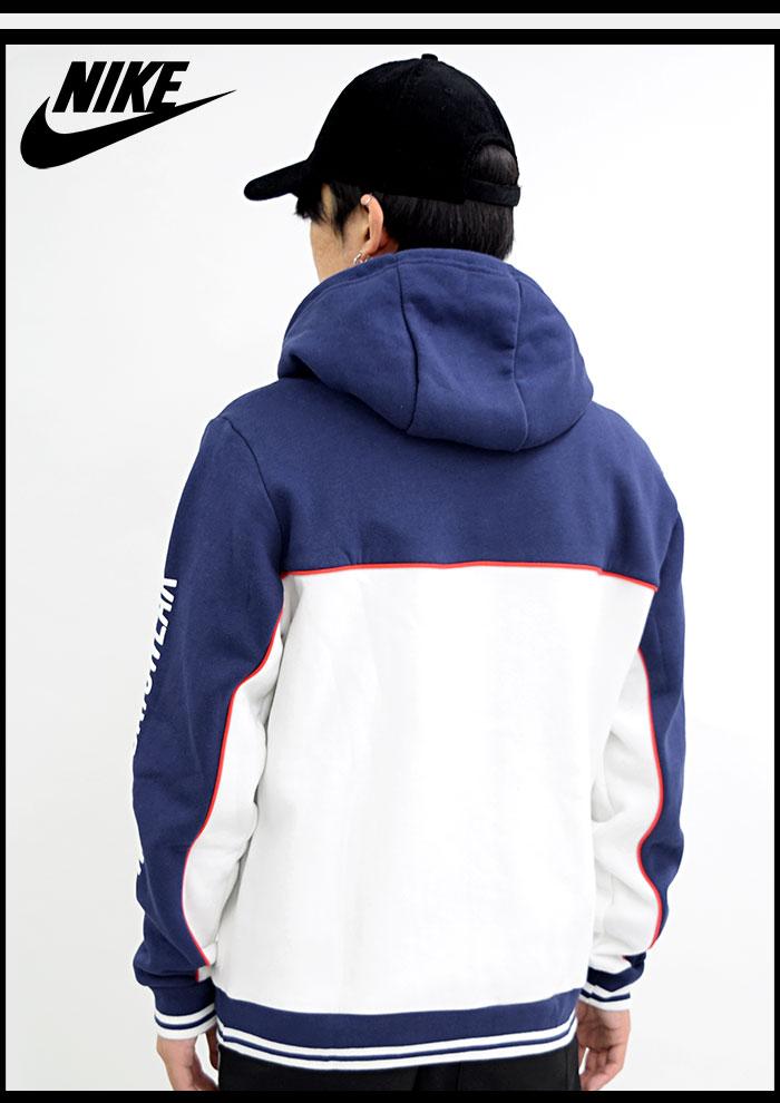 NIKEナイキのジャケット Archive Full Zip Fleece Hoodie04