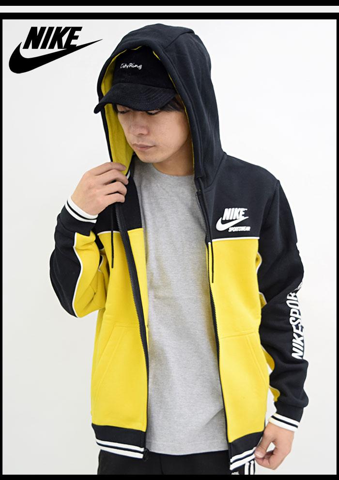 NIKEナイキのジャケット Archive Full Zip Fleece Hoodie08