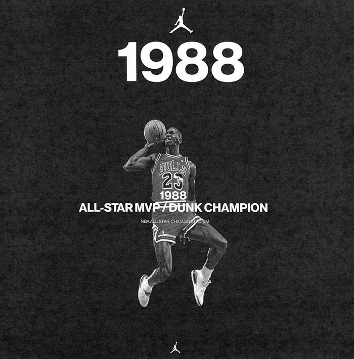 NIKEナイキのTシャツ AIR JORDAN JSW 1988 Dunk02