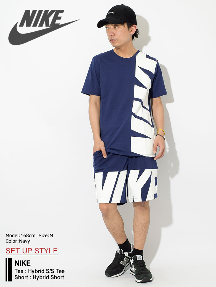 NIKEナイキのTシャツ Hybrid01