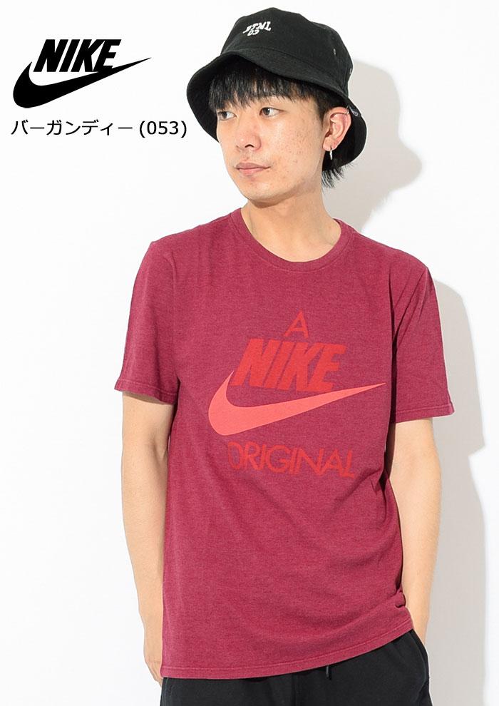 NIKEナイキのTシャツ Red Hybrid 1 05