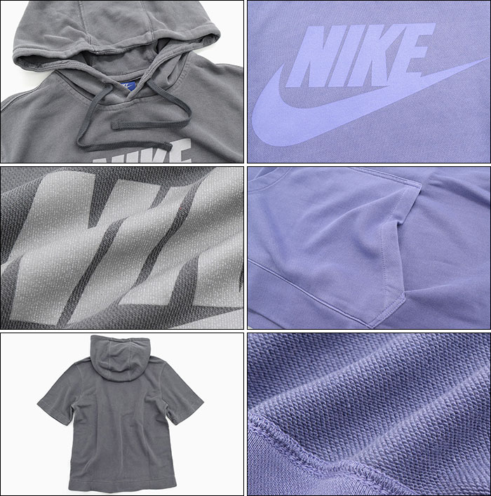 NIKEナイキのパーカー Wash HBR French Terry Pullover Hoodie07