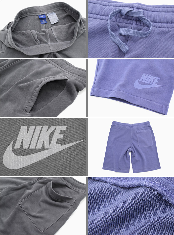 NIKEナイキのハーフパンツ Wash Hybrid French Terry Short08