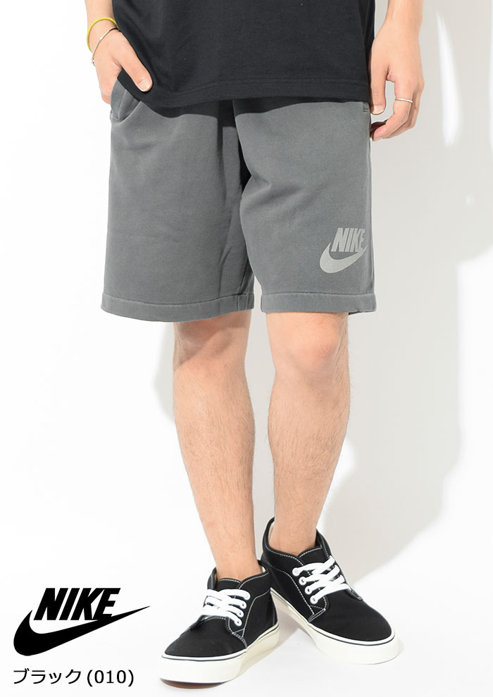 NIKEナイキのハーフパンツ Wash Hybrid French Terry Short03