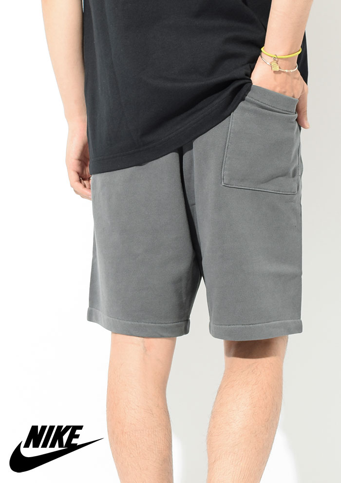 NIKEナイキのハーフパンツ Wash Hybrid French Terry Short04