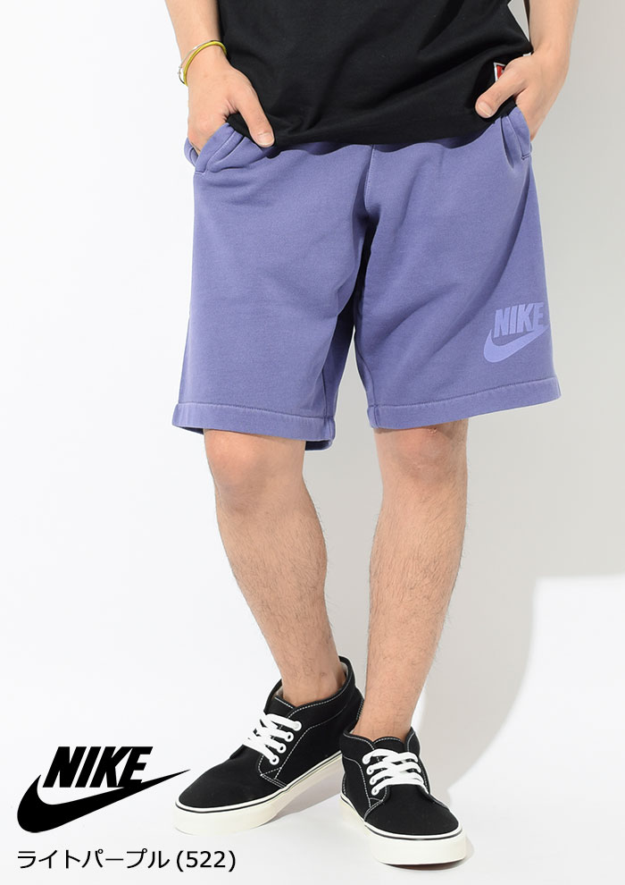 NIKEナイキのハーフパンツ Wash Hybrid French Terry Short05