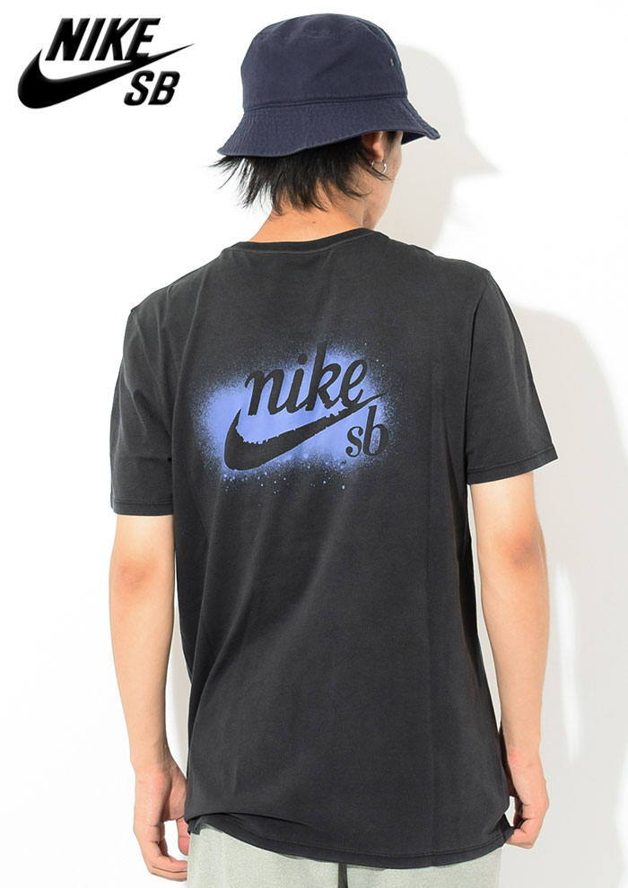 NIKEナイキのTシャツ SB Washedlance Graphic Pocket03