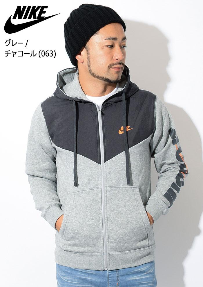 NIKEナイキのパーカー HBR+ Fleece Full Zip Hoodie04