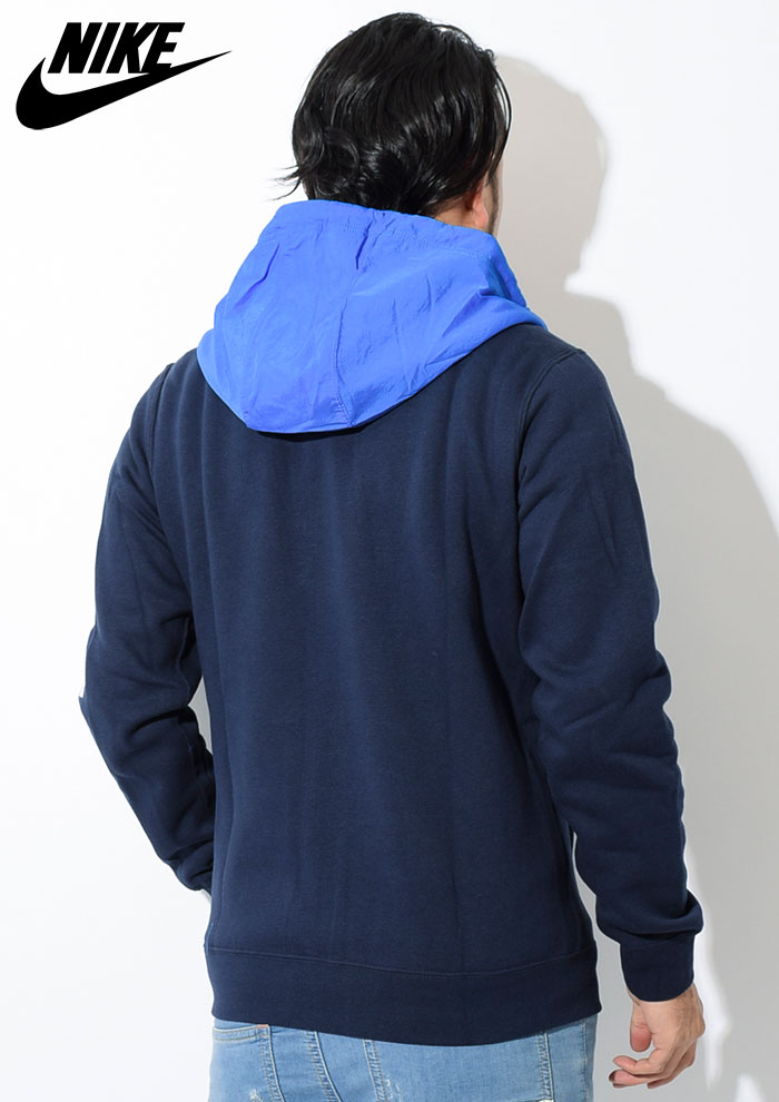 NIKEナイキのパーカー HBR+ Fleece Full Zip Hoodie06