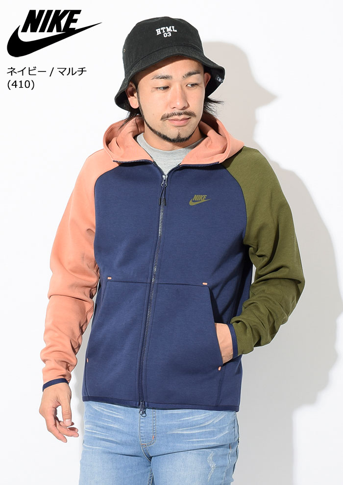 NIKEナイキのパーカー Tech Fleece Full Zip Hoodie03