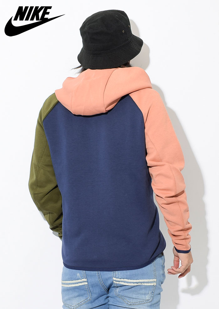 NIKEナイキのパーカー Tech Fleece Full Zip Hoodie04