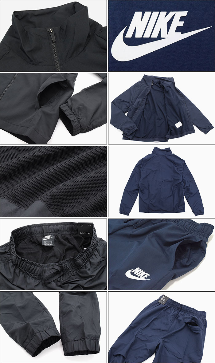 NIKEナイキのセットアップ Woven Basic Track Suit09