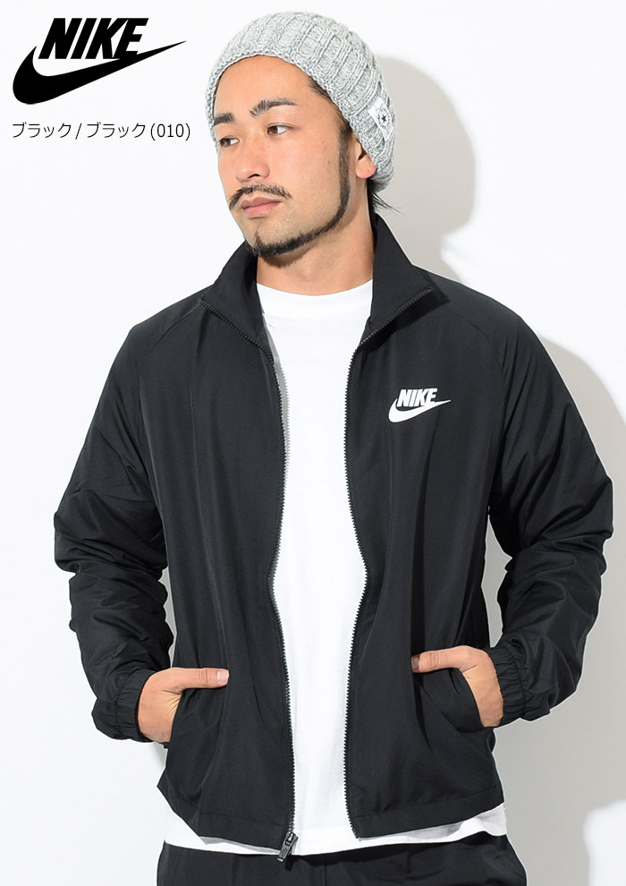 NIKEナイキのセットアップ Woven Basic Track Suit02
