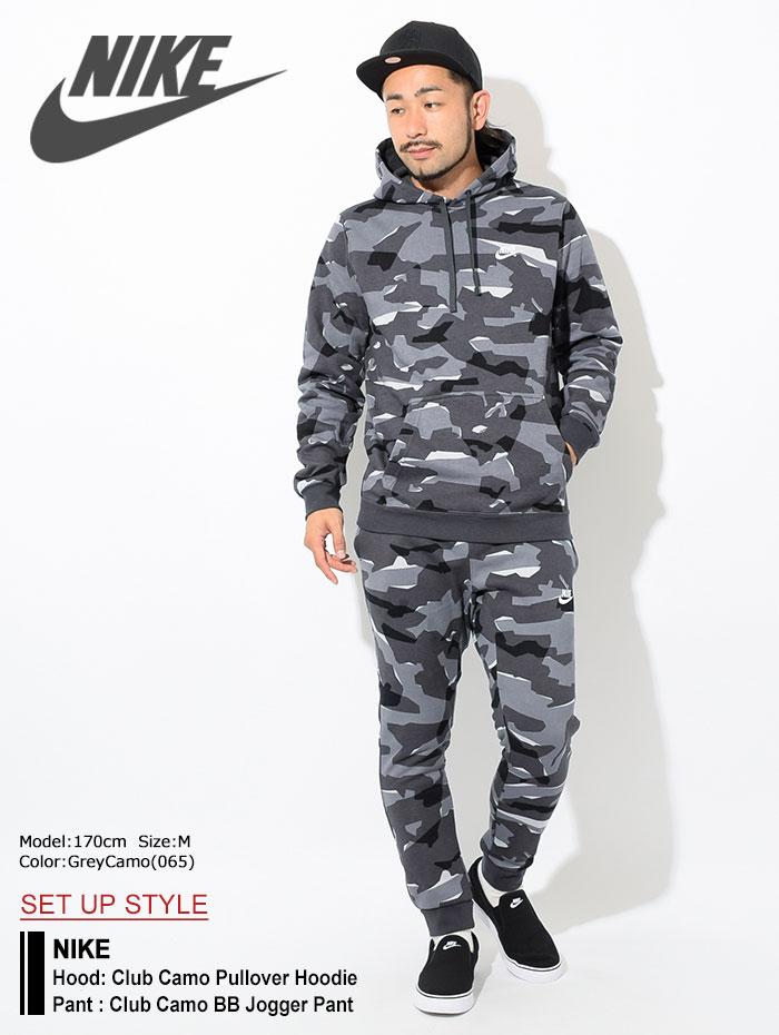 NIKEナイキのパンツ Club Camo BB Jogger Pant01