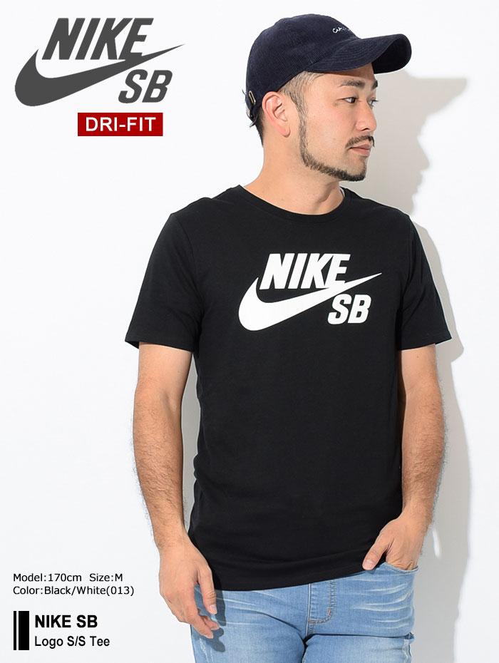NIKEナイキのTシャツ SB Logo01