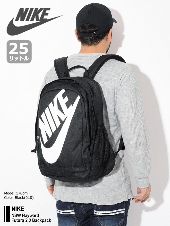 NIKEナイキのバッグ NSW Hayward Futura 2.0 Backpack01