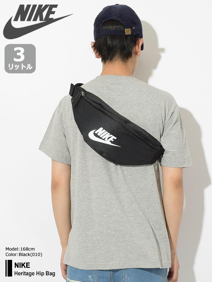 NIKEナイキのウエストバッグ Heritage Hip Bag01