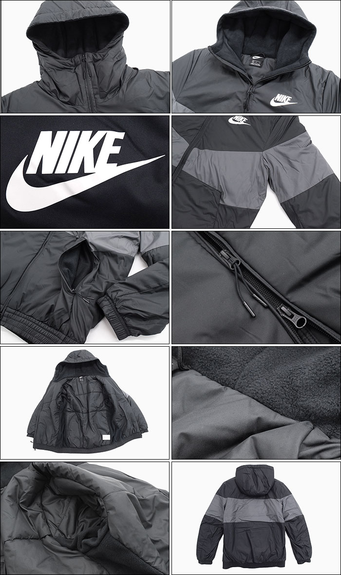 NIKEナイキのジャケット Synthetic Fill Hoodie07