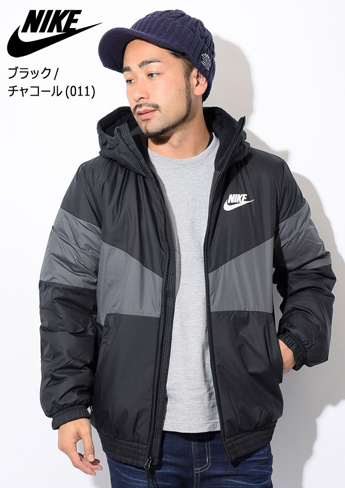 NIKEナイキのジャケット Synthetic Fill Hoodie03