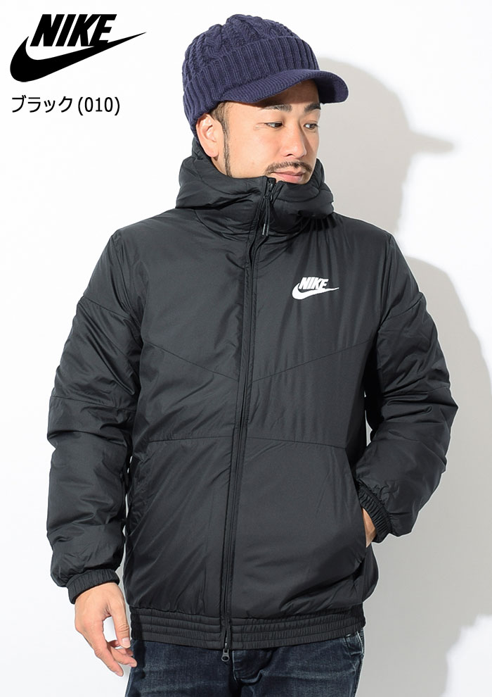 NIKEナイキのジャケット Synthetic Fill Hoodie05