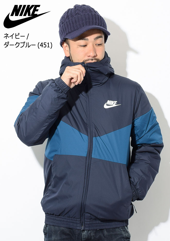 NIKEナイキのジャケット Synthetic Fill Hoodie06