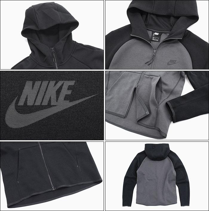 NIKEナイキのパーカー Tech Fleece Full Zip Hoodie08