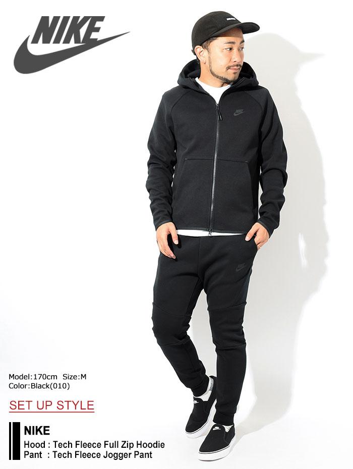 NIKEナイキのパーカー Tech Fleece Full Zip Hoodie01