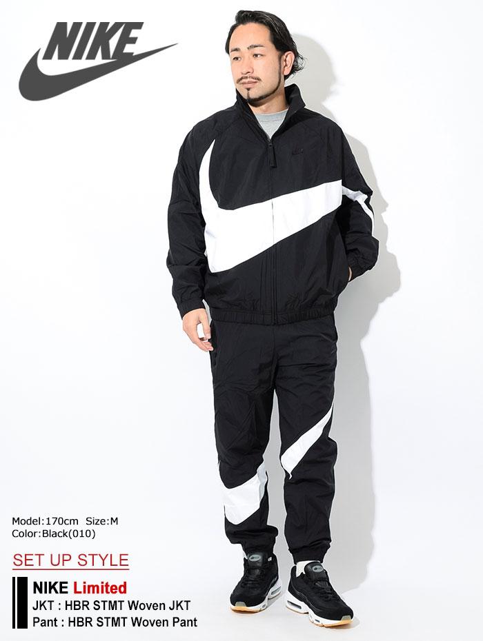 NIKEナイキのジャケット HBR STMT Woven01