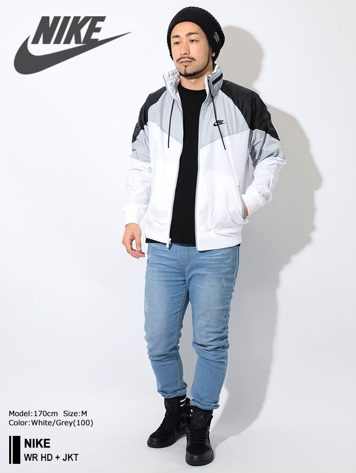 NIKEナイキのジャケット WR HD +01